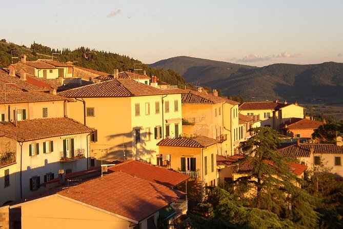 Private Transfer from Accommodation in CORTONA to Accommodation in ROME