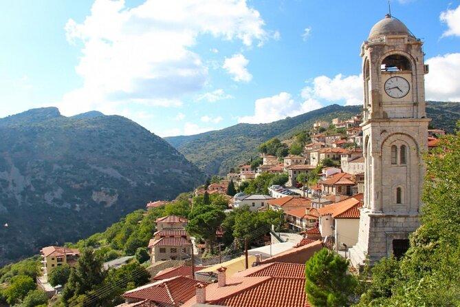 3 Day Private Tour in Olympia, Delphi & Monasteries of Meteora