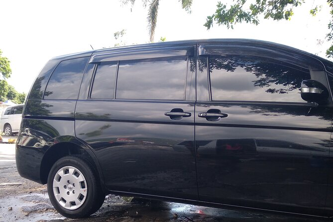 Montego Bay to Kingston Hotel/Airport Transfer