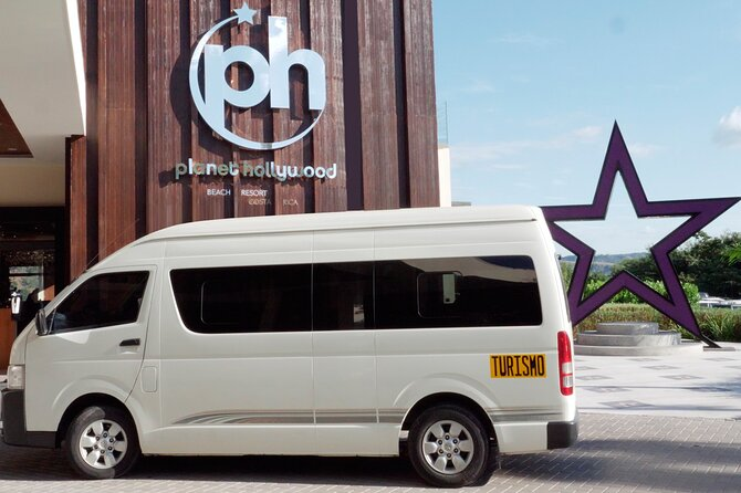Private Airport Transportation to Planet Hollywood Hotel