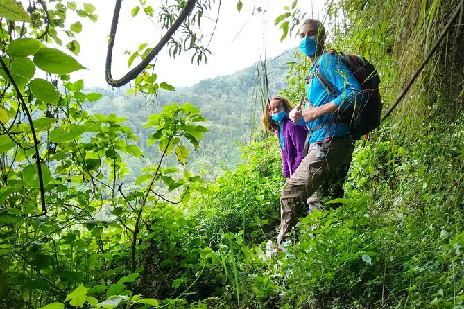 1 Day Mount Bisoke Hike from Kigali