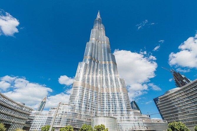 Dubai Burj Khalifa Admission Ticket