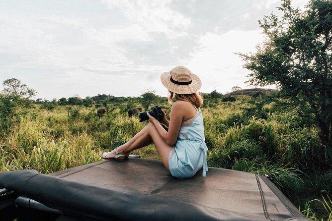 Minneriya National Park Safari from Dambulla / Sigiriya / Dambulla