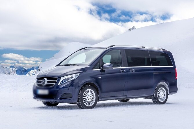 Private transfer from Kittila airport to Levi locations or vice versa