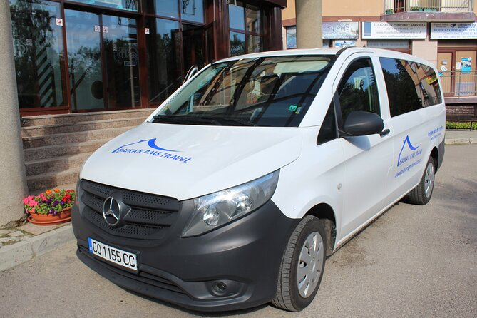 Shared return transfer from Sofia to Borovets