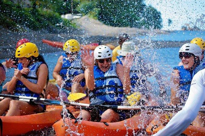 Excursión en tierra de Dominica: aventura en kayak de río a océano