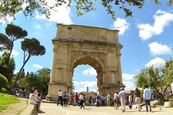 Private Tour of Roman Forum, Palatine Hill and Circus Maximus
