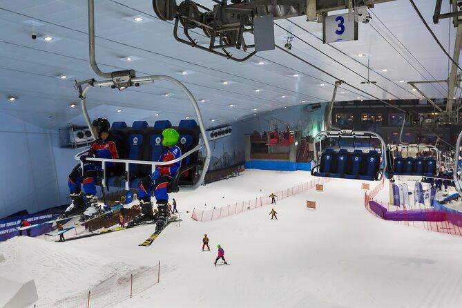Admission Ticket to Ski Dubai