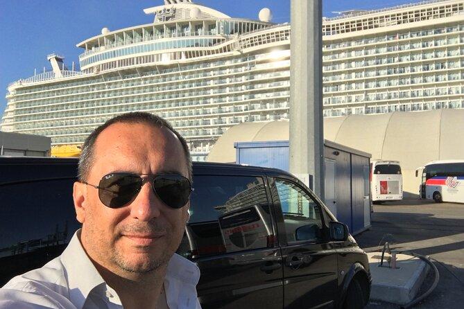 Port of Civitavecchia x Tour Rome