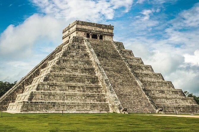 Chichen Itza experience from Riviera Maya