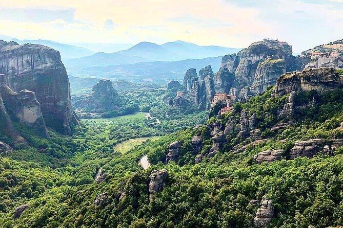 4 Days Private Tour: Corinth - Mycenae - Nafplio - Olympia- Delphi & Meteora