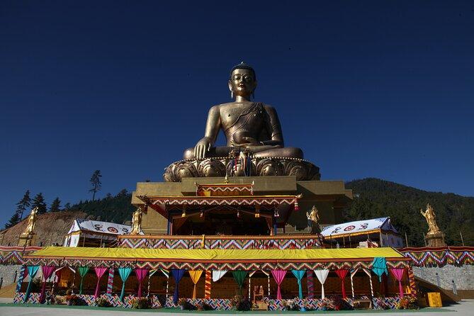 A Cultural & Nature Tour of the Hidden Kingdom of Bhutan, 9N 10D