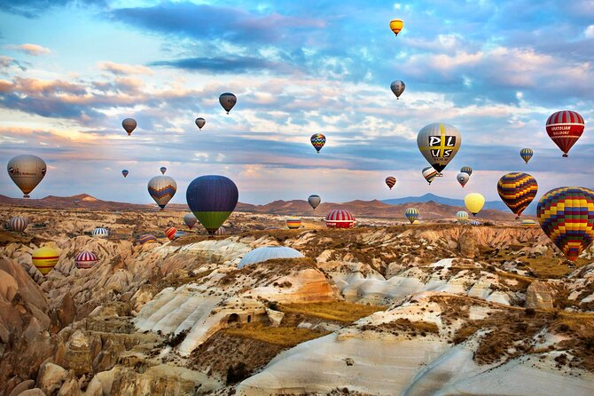 8-Day Tour in Turkey with Hot Air Balloon Experience