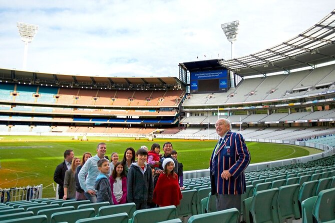 Sports Tour of Melbourne with MCG Tour and Australian Sports Museum Access