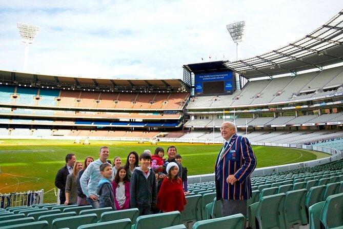 Tour deportivo de Melbourne con MCG Tour y acceso al Museo de Deportes de Australia