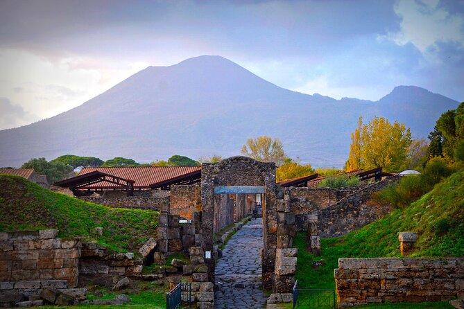 Audioguide service for Pompeii