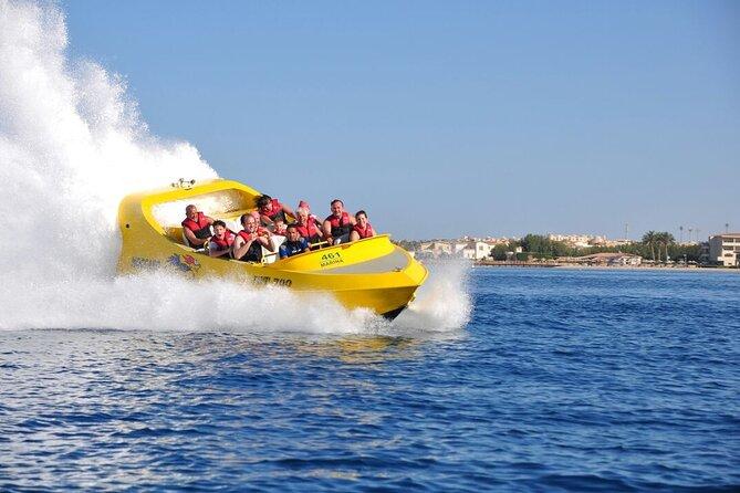 Adrenaline Twister ٍSpeed Boat & Parasailing & Banana Boat & Quadra - Hurghada
