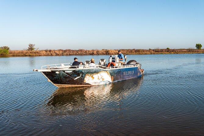 Wildman Fishing Tours - Full Day Barramundi