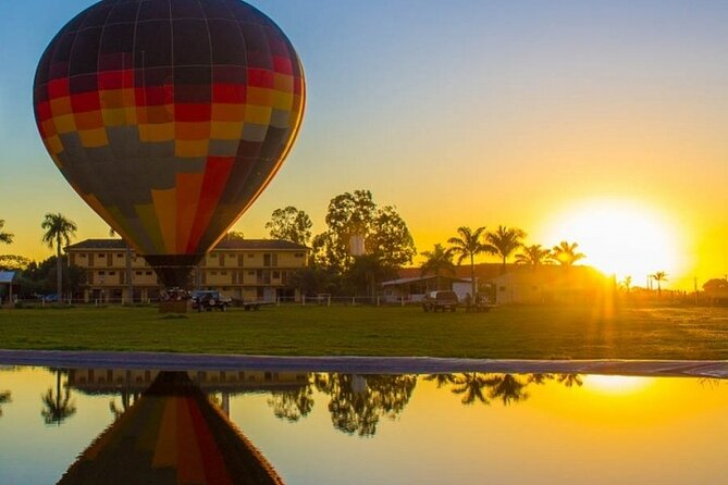 Full-Day Hot Air Balloon Experience in São Paulo Countryside