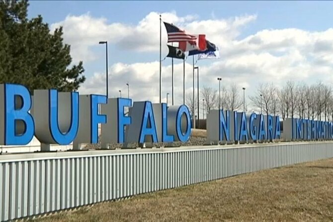 Round-Trip Private-Safe Transfer Between Buffalo Airport & Niagara Falls Canada