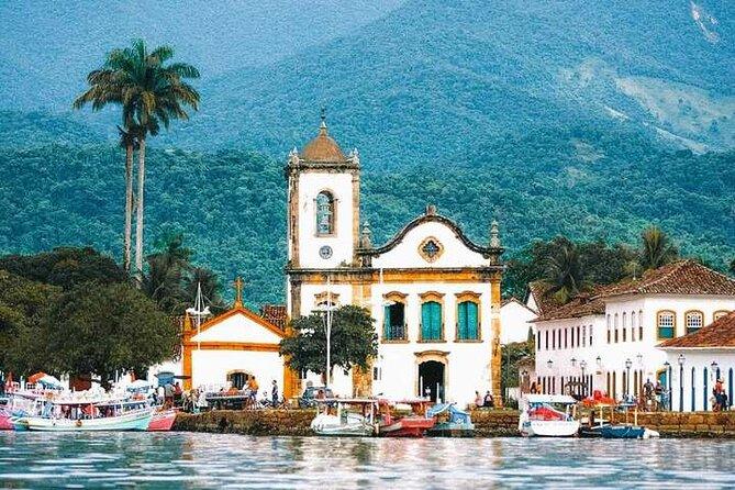 4-Day Private Guided Tour from Santos to Rio de Janeiro – Coastal Trip