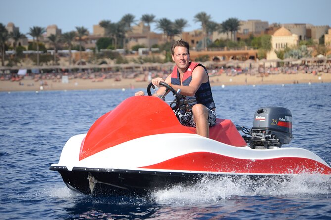 Jet Ski Zego Adventure in Red Sea With Private Transfer - Hurghada
