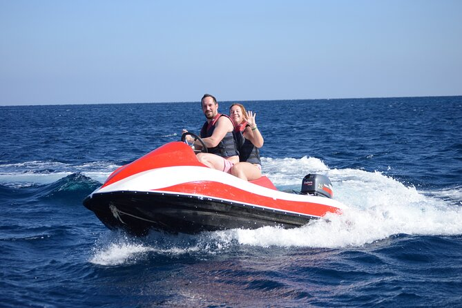 Jet Ski Zego Adventure Sea Trip With Private transportation - Hurghada