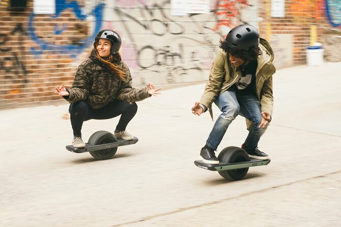 1-Day Onewheel XR Rental in Toronto