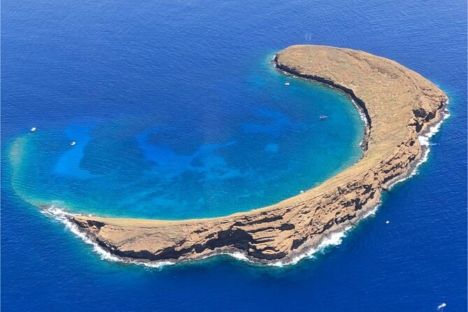 Molokini Crater plus Turtle Town Snorkeling 4 hours Tour