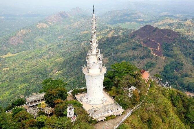 Ambuluwawa & Ramboda Falls Tour From Kandy