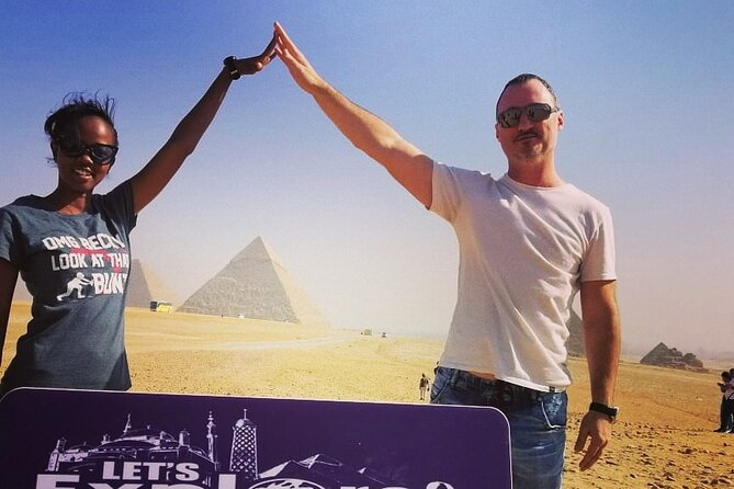 Unusual day tour to Pyramids, Egyptian Museum with Felucca ,Camel Ride,Lunch