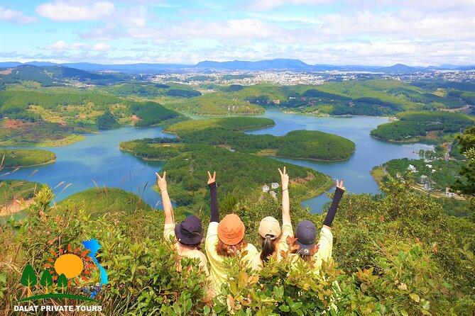 Dalat Trekking Tour - Panoramic Views