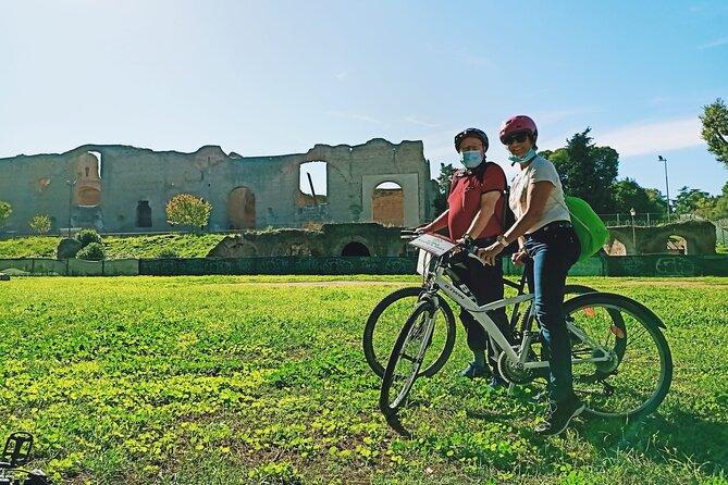 Half-Day Roman Countryside Private e-Bike Tour