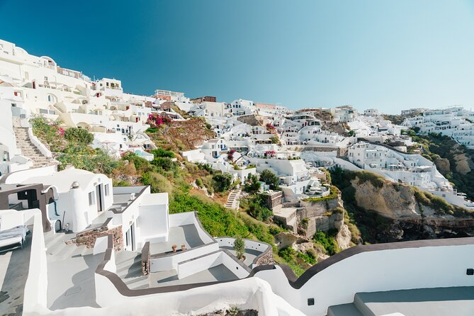 Private Guided Sightseeing Tour in Santorini