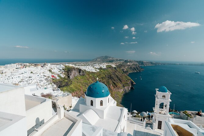 Santorini Highlights and Wine Tasting Private Tour