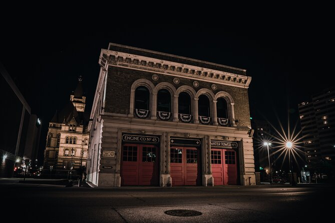 One Hour Cincinnati Night Ghost Tour