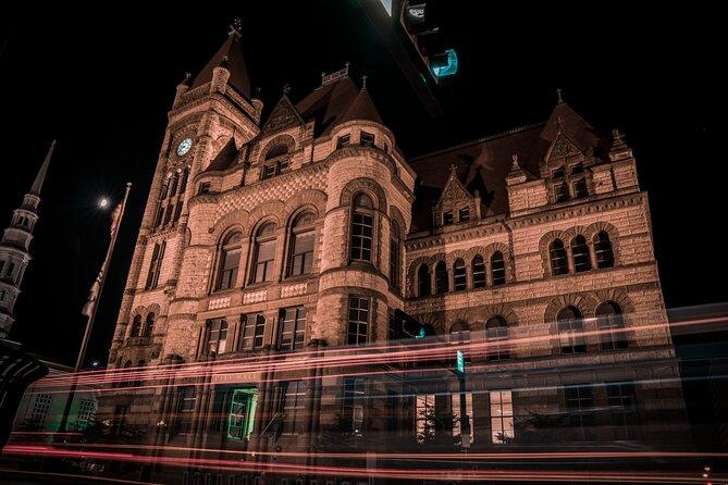 Cincinnati Ghosts - Walking Ghost Tour