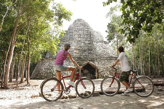 Coba Guided Tour with Visit to Cacao and Honey Sanctuary