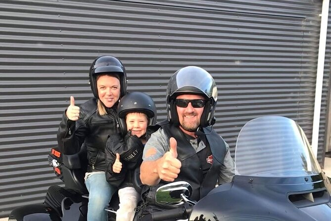 Private Tour of Melbourne in a Harley Davidson Trike