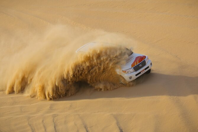 Morning Desert Safari From Abu Dhabi