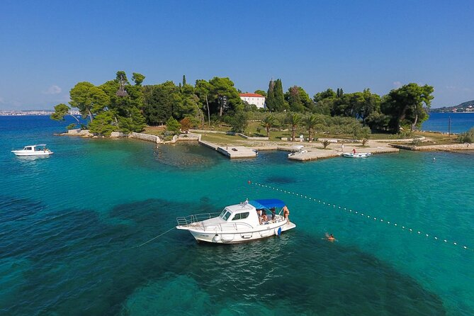 Zadar Archipelago Half-day Island-Hopping Private Boat Tour