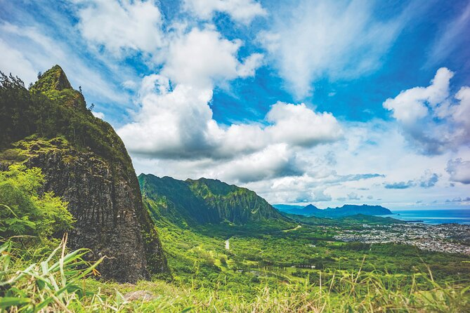 Oahu Grand Circle Island Day Tour
