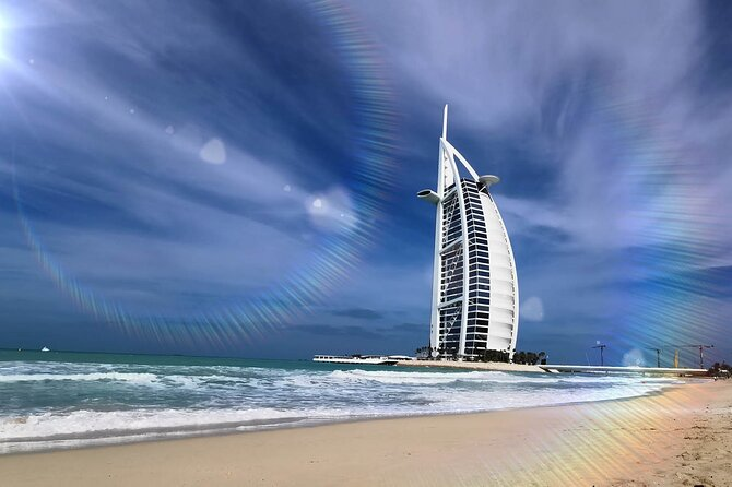 Private Dubai Layover City Tour Including Burj Khalifa Tickets