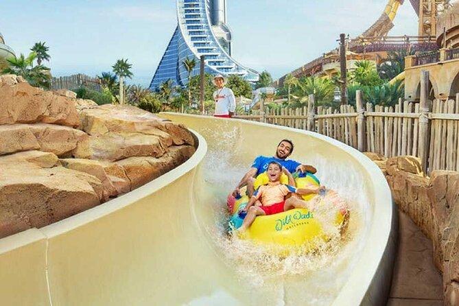 Dubai Wild Wadi Waterpark Admission Ticket