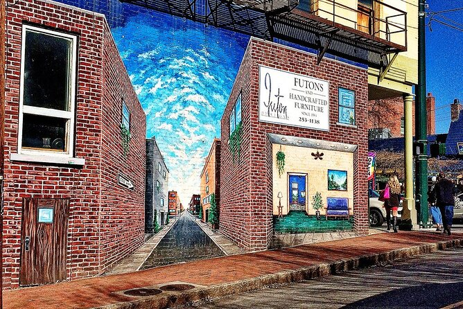 Lonely Planet Experiences: Private Walking Tour of Asheville
