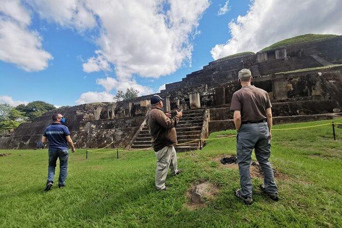 Day Tour: Tazumal Maya Site, Volcanic Complex Park, Lake & Santa Ana City