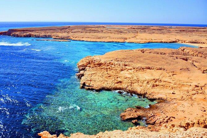 Ras Muhammed & White Island Boat Trip - Sharm