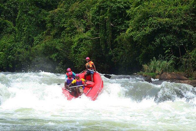 Kitulgala Water Rafting Tour from Kandy