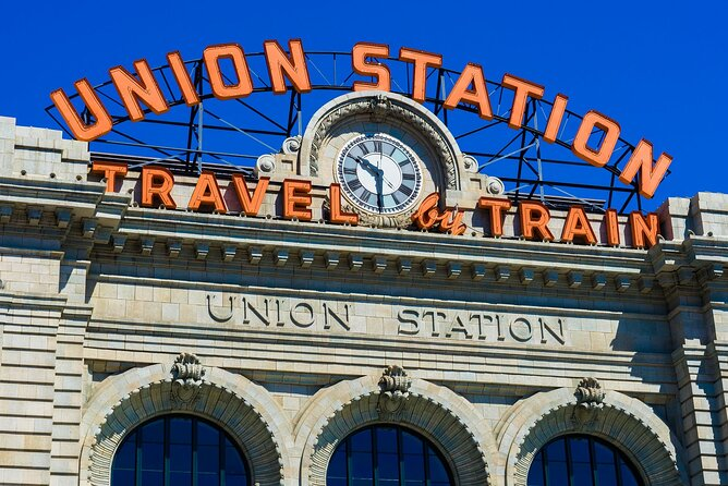 Lonely Planet Experiences: Private Walking Tour of Denver