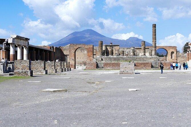 Mt. Vesuvius and Pompeii Full-Day Tour from Sorrento